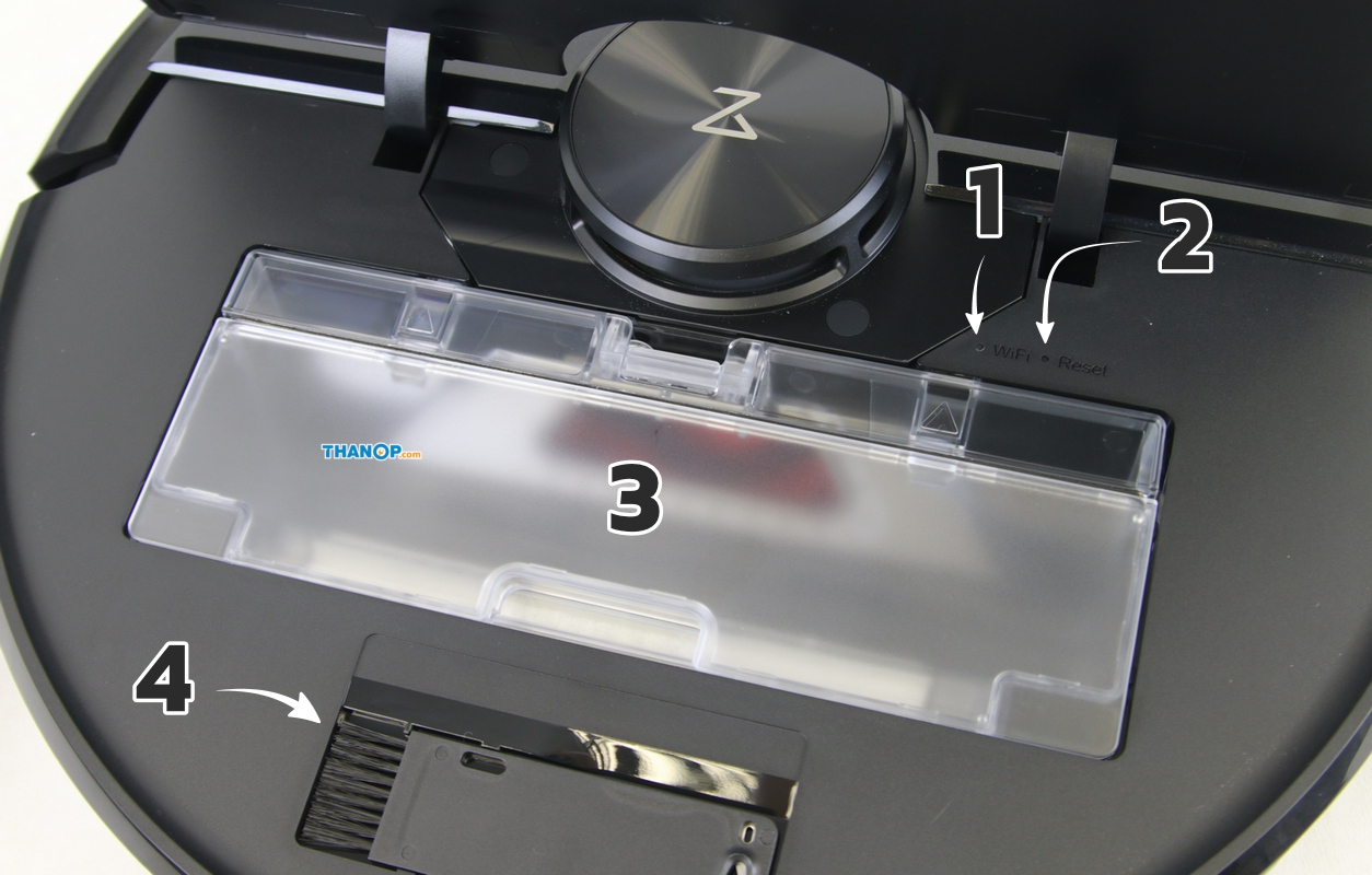 xiaomi-roborock-s6-maxv-component-inside