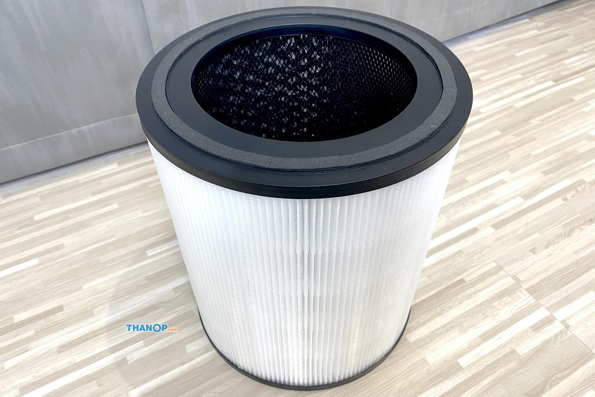 MEX Purifina P201 and Air Filter