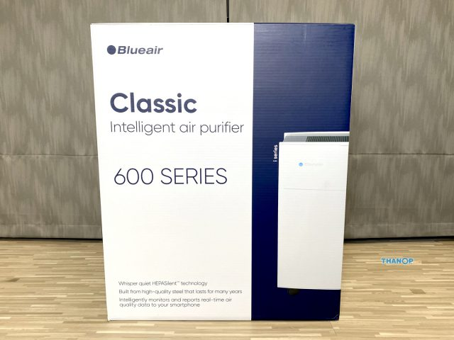 Blueair Classic 690i Box Front