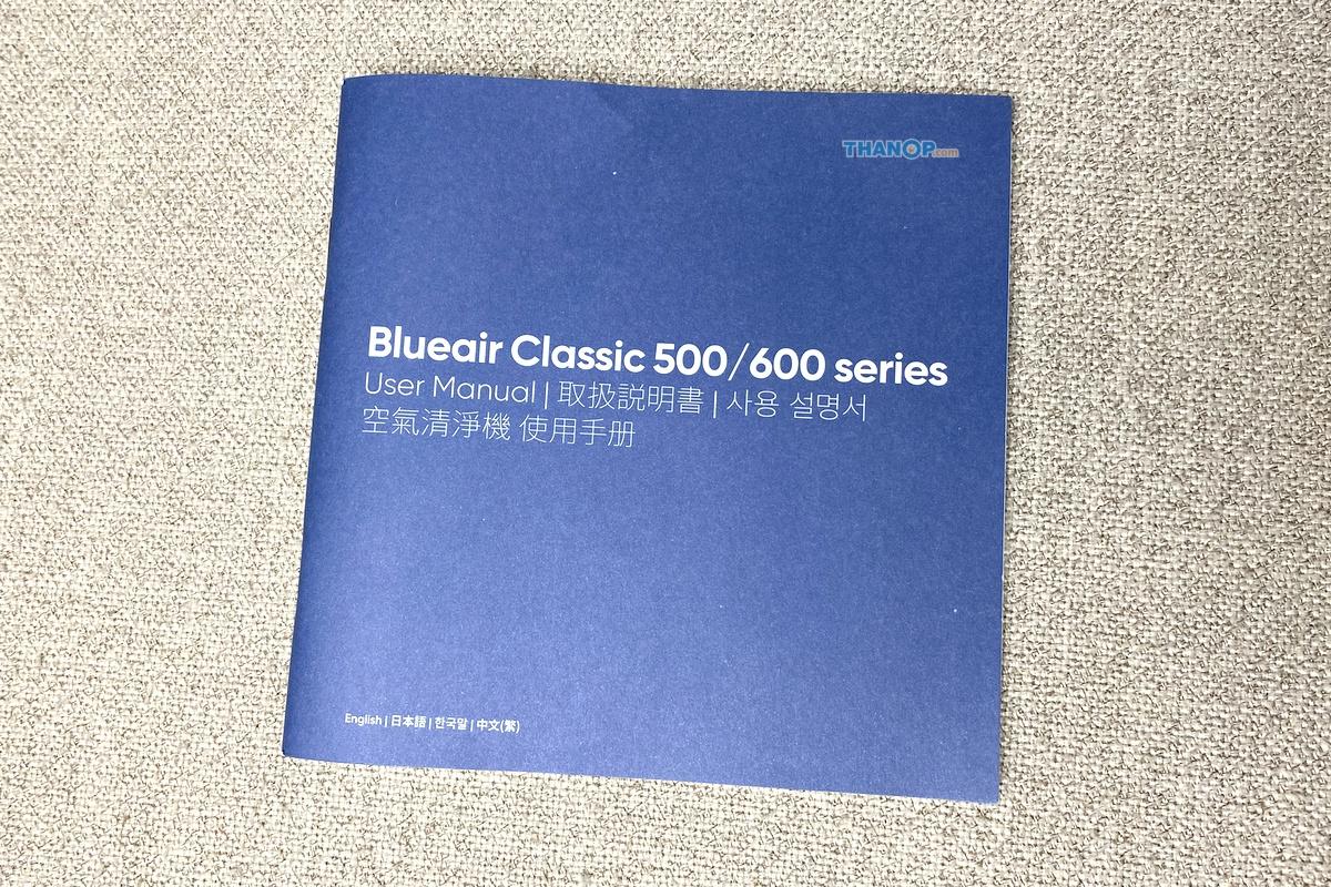 Blueair Classic 690i User Manual