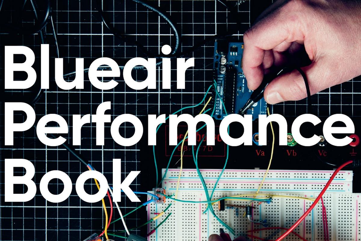 Blueair Performance Book Cover