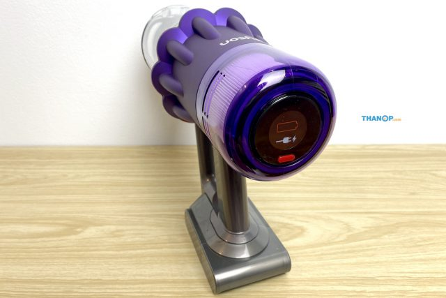 Dyson Digital Slim Battery Need to Charge Warning
