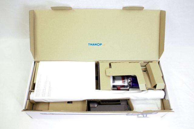 Dyson Digital Slim Box Unpacked