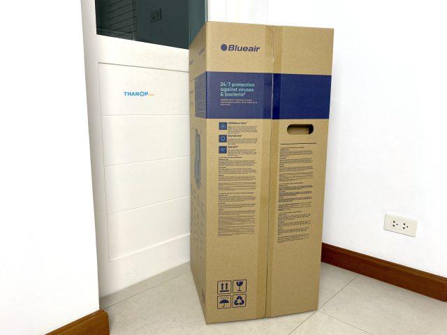 Blueair HealthProtect 7770i Box Left