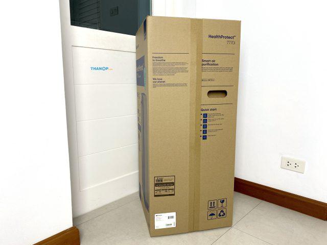 Blueair HealthProtect 7770i Box Right