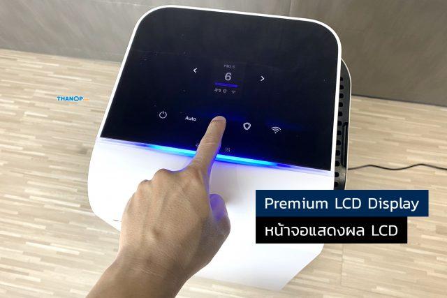 Blueair HealthProtect 7770i Feature Premium LCD Display
