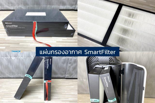Blueair HealthProtect 7770i SmartFilter Detail