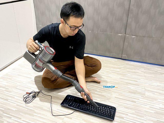 Roborock H6 Cleaning Keyboard