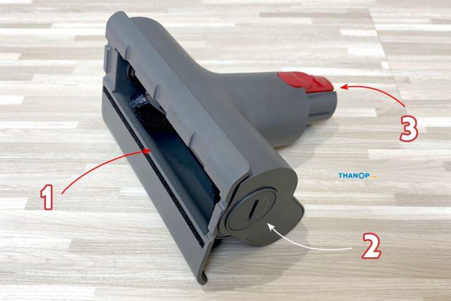 Roborock H6 Component Motorized Mini-Brush