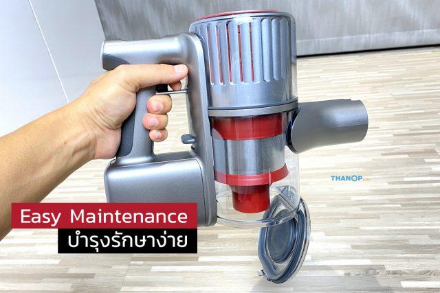 Roborock H6 Feature Easy Maintenance