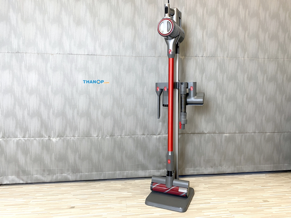 Roborock H6 Floor Stand Set Fully Equipped