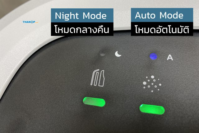 Atmosphere MINI Feature Auto Mode and Night Mode