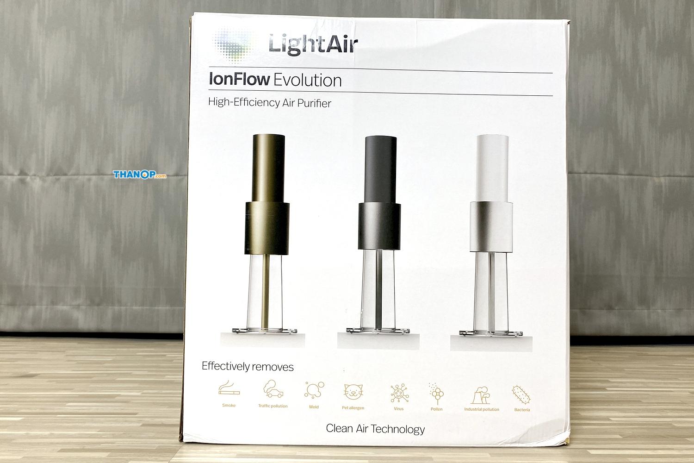 LightAir IonFlow Evolution Installation