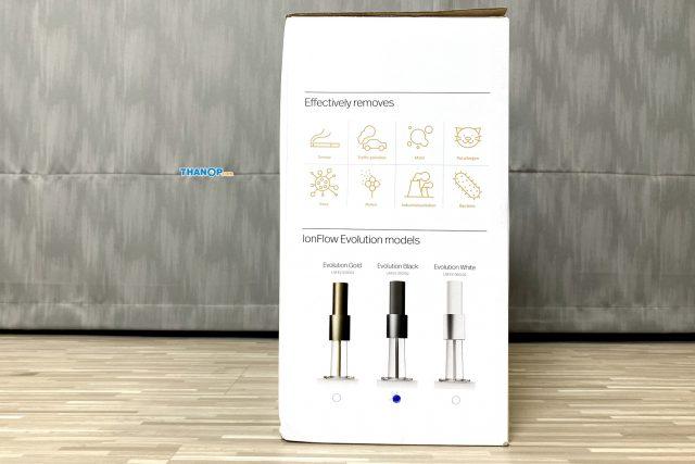 LightAir IonFlow Evolution Box Right