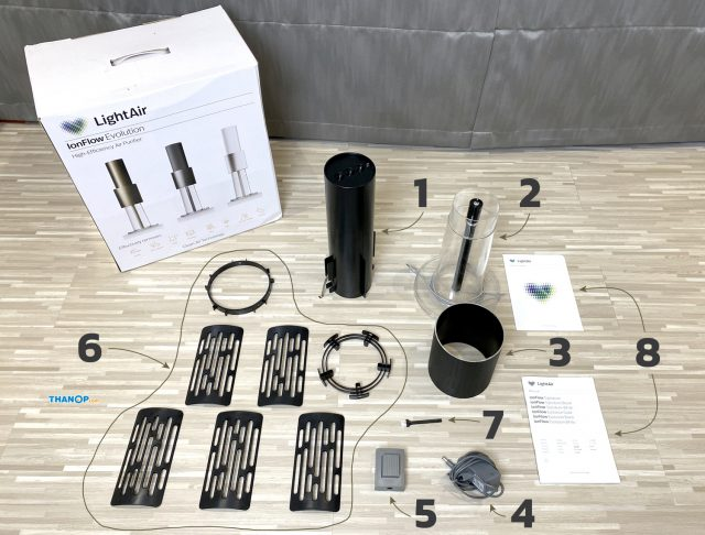 LightAir IonFlow Evolution Component